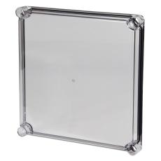 Dæksel EKO30-T 280x280x30 mm transparent