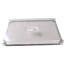 Dæksel EKP30-T 380x280x30 mm transparent