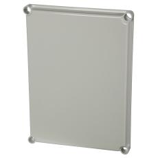 Dæksel EKP30-G 380x280x30 mm grå