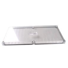 Dæksel EKT30-T 560x280x30 mm transparent