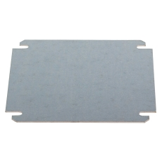 Montageplade EKHVT 148x148 mm Alu