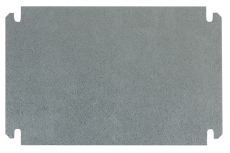Montageplade EKJVT 238x148 mm alu