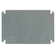 Montageplade EKTVT 518x238 mm alu