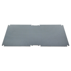 Montageplade EKUVT 517 x 338 mm alu
