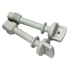 Fingerskrue HS10255 til dæksel højde 30 mm