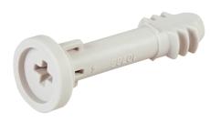 Fingerskrue HS10562 til dæksel højde 80 mm