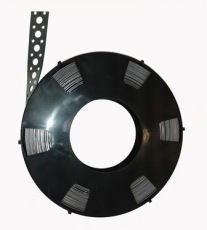 Bøjlebånd GL5 17x0,7 10M galvaniseret, lige kant, 5-hul