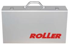 ROLLER stålkasse med indlæg til 45° pressbakker