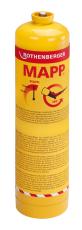 Rothenberger MAPP® gas, 7/16, EU-tilslutning, 380 g/788 ml.