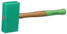 Kunststofhammer, 4-kt.