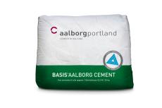 Aalborg Portland Basis cement, 25 kg