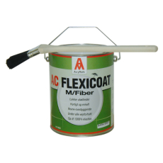 Flexicoat vandtætning med fiber