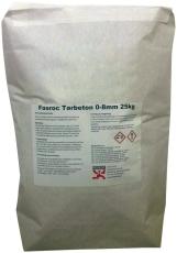 Fosroc tørbeton 0-8 mm universalbeton, 25 kg