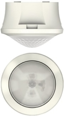 Themova Bevægelsessensor S360-101 AP 1-kanal 4M højde hvid