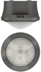 Themova Bevægelsessensor S360-101 AP 1-kanal 4M højde grå