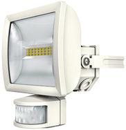 Projektør TheLeda E10 Led 10W 5000K M/Pir Sensor 180° hvid