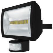 Projektør TheLeda E20 Led 20W 5000K M/Pir Sensor 180° sort