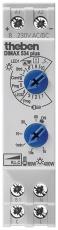Lysdæmper Dimax 534 Plus 400W R-L-C, 60W LED, m/trappeautoma