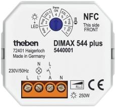 LYSDÆMPER DIMAX 544 PLUS INDBYG UDTAG VELEGNET T/LED 230V