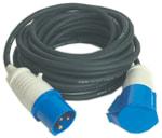 Kabelsæt 25M 3G1,5mm² CEE 16A 3P 230V