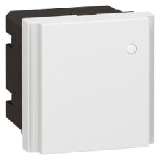 Moasic Strømbeskyttelse 2M Hvid