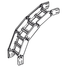 Vertikalbøjning Medium GLO-4 200X