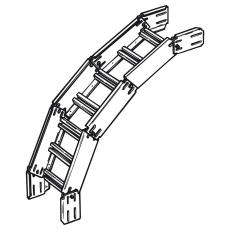 Vertikalbøjning Medium GLO-4 400X
