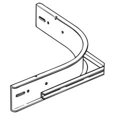 Universalafgrening Medium GLO-4 galvaniseret