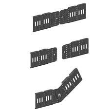 Koblingsbeslag Edu Multi GLO-4/P31 60 mm galvaniseret