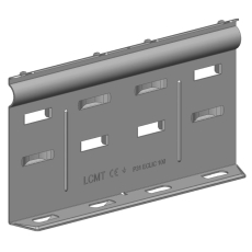Samlebeslag Eclic P31 100 mm galvaniseret