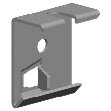 Enkel ophæng P31 Galvaniseret