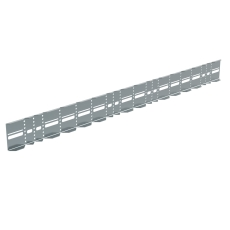 Reduktionsstykke / Endestykke P31 60x795G, galvaniseret