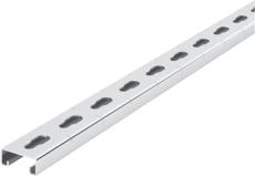 Vægskinne 41x21-1,5 S 3000-X