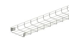 Gitterbakke FCF 54/100-E fasclic (med samlebeslag)