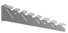Konsol CB 600-X varmgalvaniseret