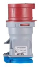 Adapter CEE 5P 16A 400V/230V DK-Stik