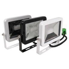 Projektør Ispot LED 10W, 680 lumen, 4000K sølv