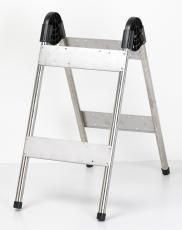 Stativ til 2 Projekttavle / ABS byggepladstavle