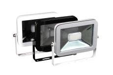 Projektør Ispot LED 10W, 680 lumen, 4000K, sort