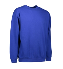 Sweatshirt, kongeblå, str. XL