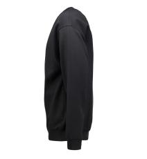 Sweatshirt, sort, str. XL