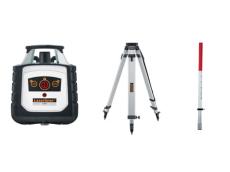 Laserliner CUBUS 110 G rotationslaser, inkl. stativ og stadi