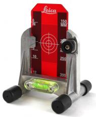 Leica holder med 300 mm sigteskive, til Piper rørlaser