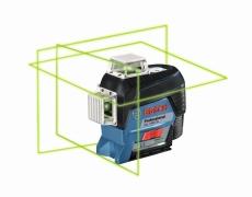 Bosch cirkellaser GLL 3-80 CG, 1x12V/2,0 Ah