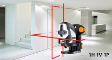 Laserliner SuperCross 2P linje- og krydslaser