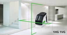 Laserliner MasterCross 2 linje- og krydslaser