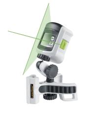 Laserliner SmartVison linje- og krydslaser, grøn