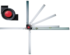 BMI bygningsvinkel WINKELSTAR, 60 + 80 cm