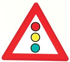 Advarselstavle, lyssignal