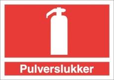 Pulverslukker